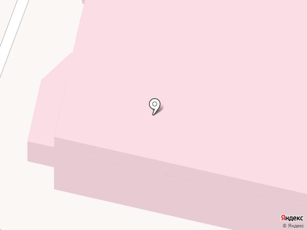 Реабилитационный центр для детей и подростков с ограниченными возможностями на карте Великого Новгорода