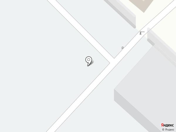 Автостоянка на карте Великого Новгорода