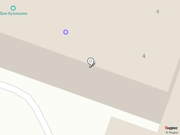 Огурец на карте Великого Новгорода