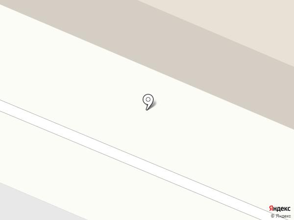 Автобусный парк на карте Великого Новгорода