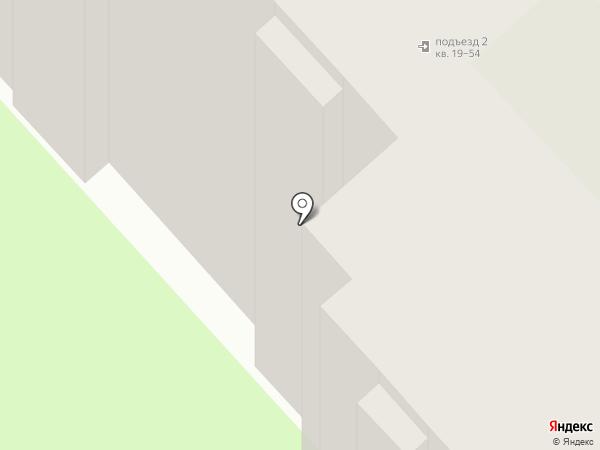 Север, ТСЖ на карте Великого Новгорода
