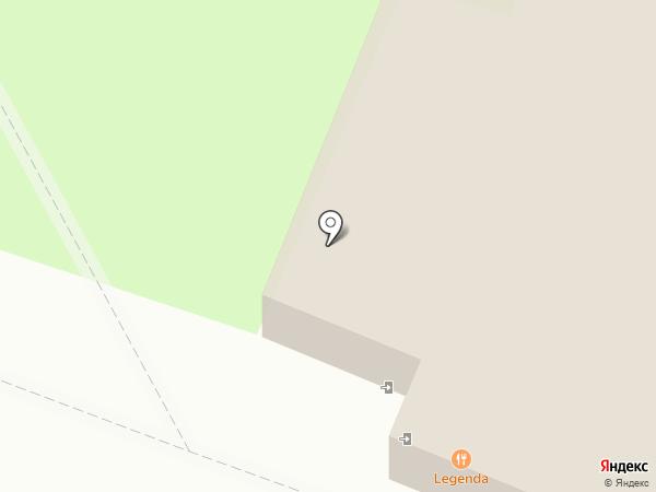 КУЗОВ маркет на карте Великого Новгорода