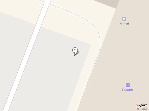 Мы на карте Великого Новгорода