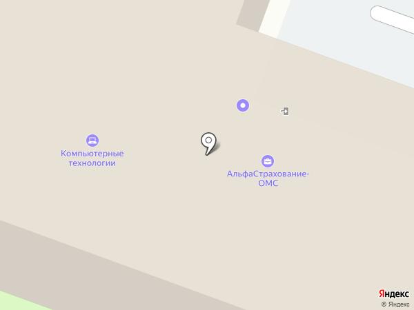 Ай-Кью на карте Великого Новгорода