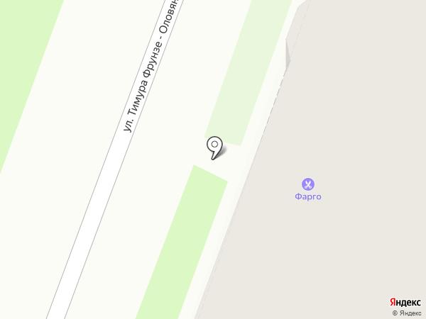 Комиссионный магазин на карте Великого Новгорода
