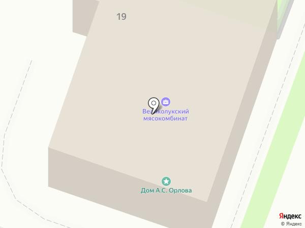 РОСЭНЕРГО на карте Великого Новгорода
