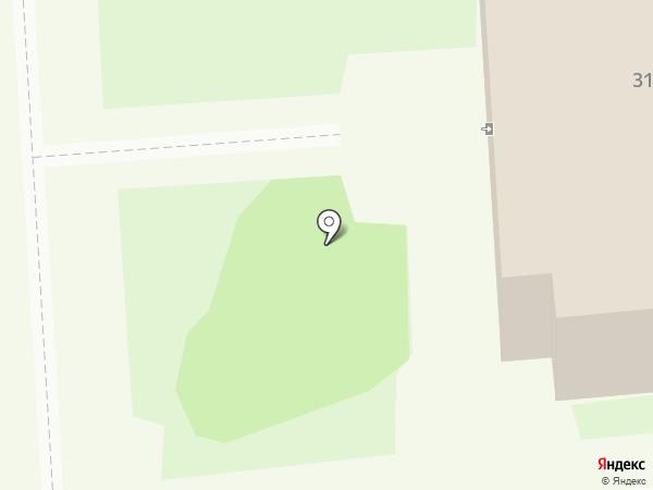 Общество православных врачей России на карте Великого Новгорода