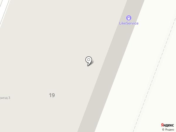 Профи-Текс на карте Великого Новгорода