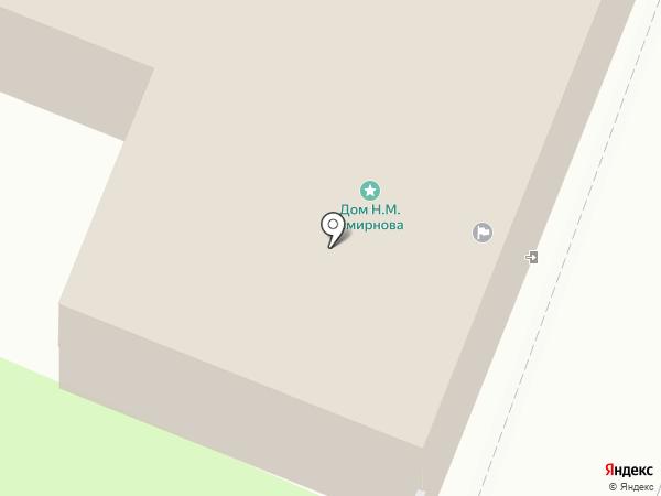 Управление Судебного департамента в Новгородской области на карте Великого Новгорода