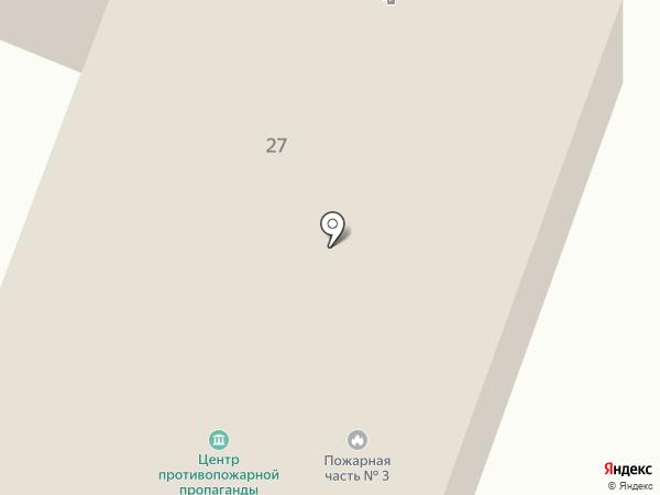Центр противопожарной пропаганды и общественных связей на карте Великого Новгорода