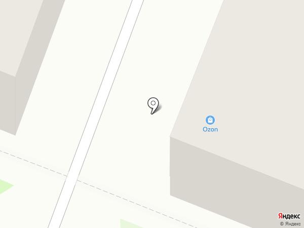 Стоун-Техно на карте Великого Новгорода