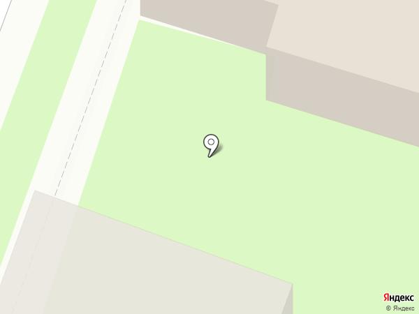 Школа парикмахерского искусства на карте Великого Новгорода