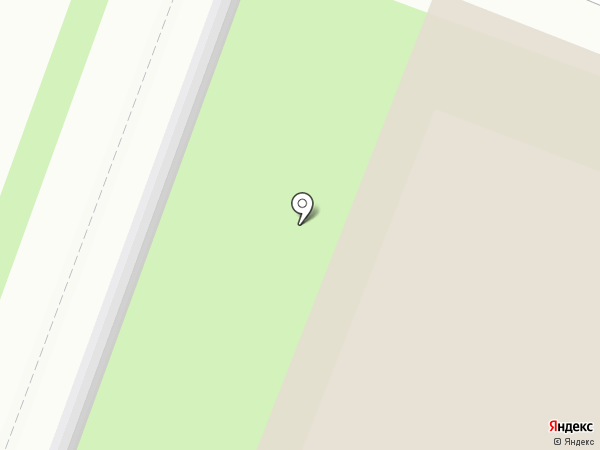 Горностай на карте Великого Новгорода