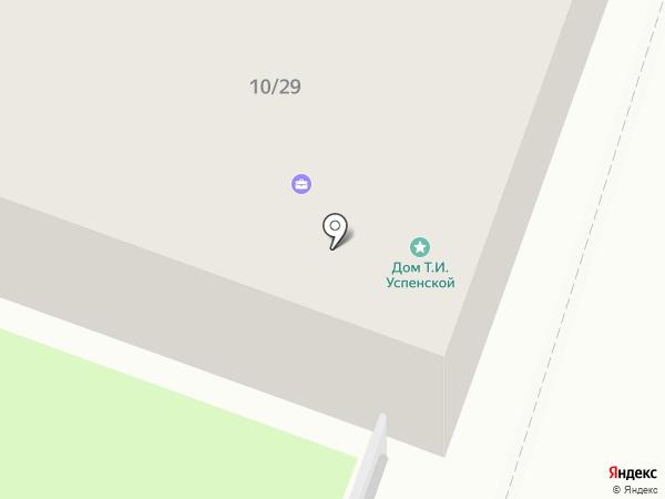 Центр по организации и предоставлению социальных выплат на карте Великого Новгорода