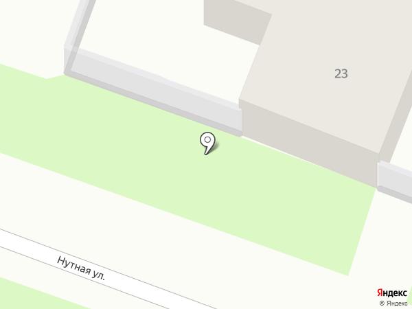 Спринт на карте Великого Новгорода