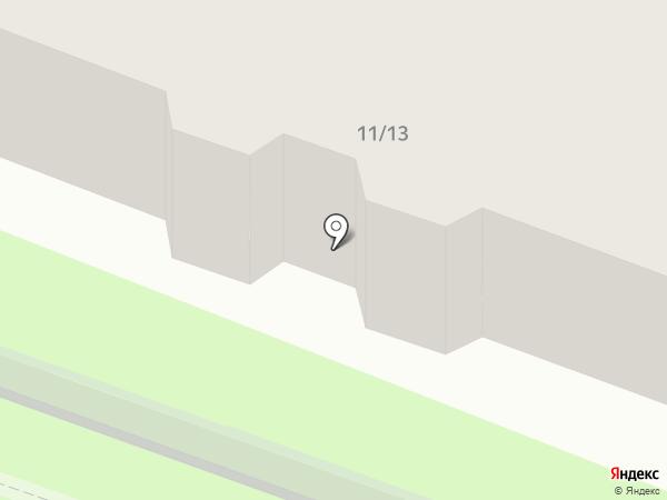 МеталлПром на карте Великого Новгорода