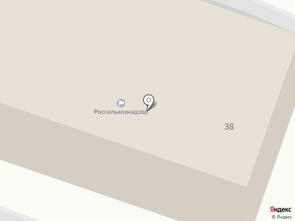 Управление Федеральной службы по ветеринарному и фитосанитарному надзору по Новгородской и Вологодской областям на карте Великого Новгорода