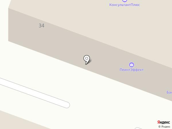 Росгосстрах Банк на карте Великого Новгорода