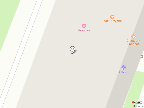 АНТИК на карте Великого Новгорода