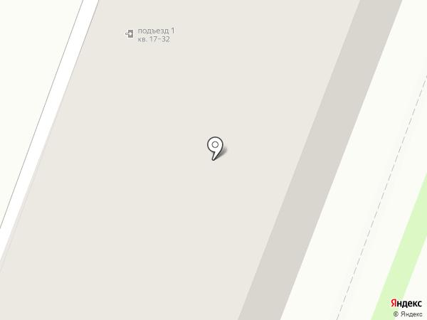 Нотариус Тюрина Л.Г. на карте Великого Новгорода