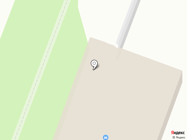 СпецАвто на карте Великого Новгорода