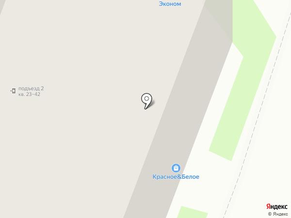 Donna Pasta на карте Великого Новгорода