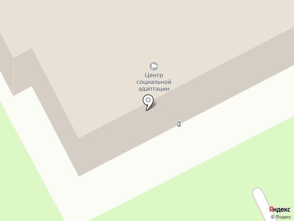 Новгородский центр социальной адаптации на карте Великого Новгорода