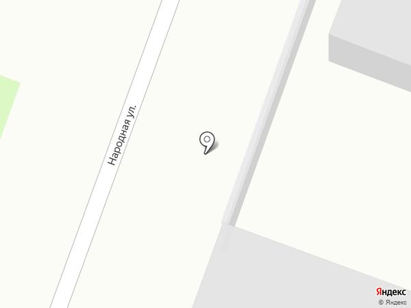 Стройтехэксперт на карте Великого Новгорода