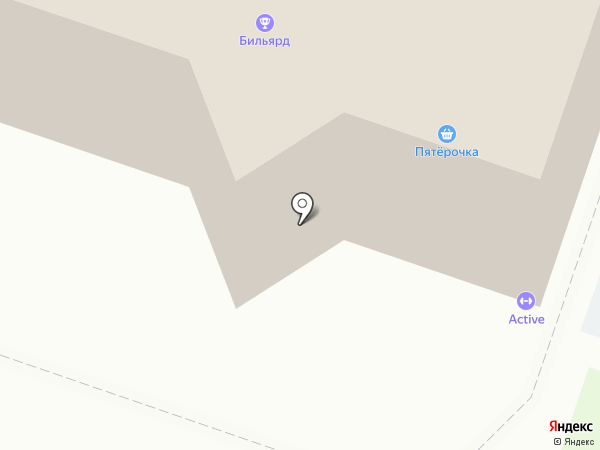 Рилай на карте Великого Новгорода