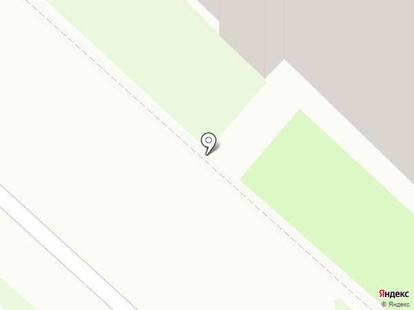 Движок на карте Великого Новгорода