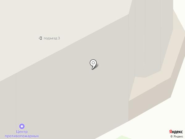 Пятёрочка на карте Великого Новгорода