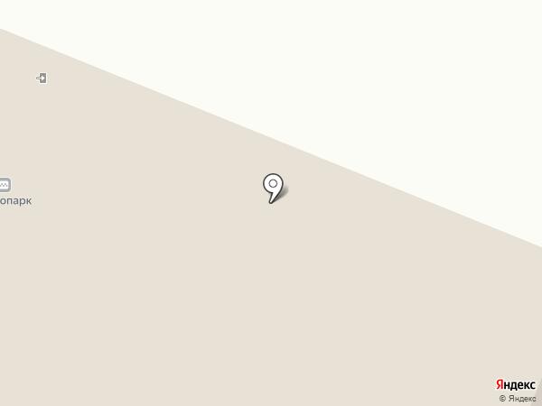 ПАТП-Таксопарк на карте Великого Новгорода