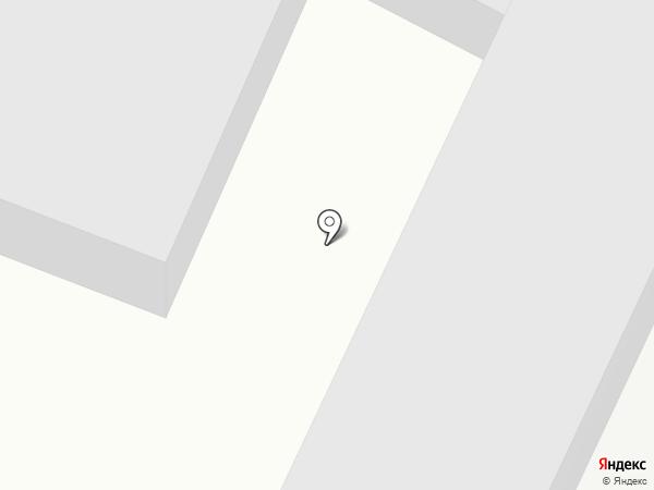Спутник на карте Великого Новгорода