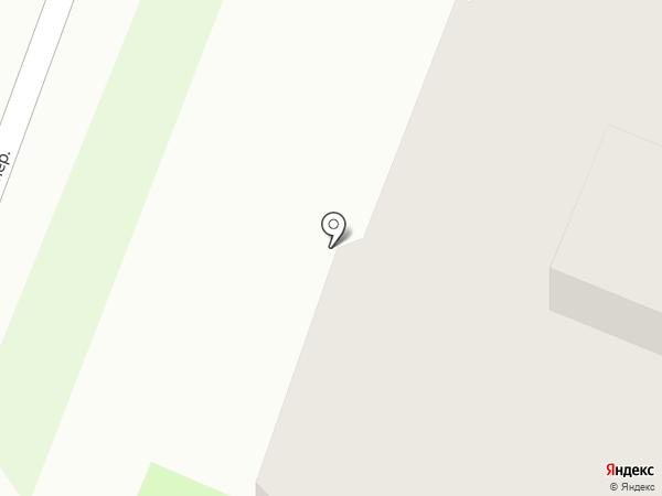 New wave на карте Великого Новгорода