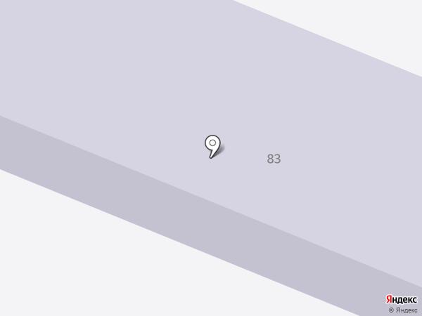 Трубичинская основная общеобразовательная школа на карте Трубичино