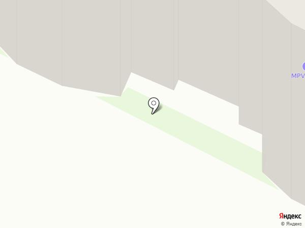 Светомир на карте Великого Новгорода