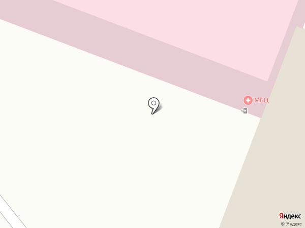 Медико-Биологический Центр на карте Великого Новгорода