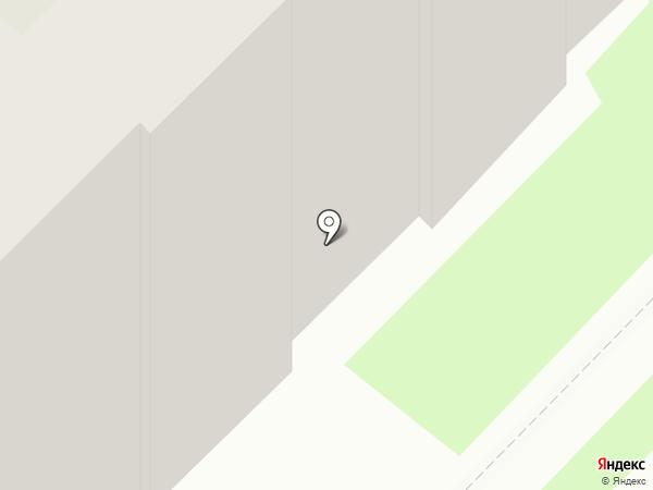 Кореана на карте Великого Новгорода