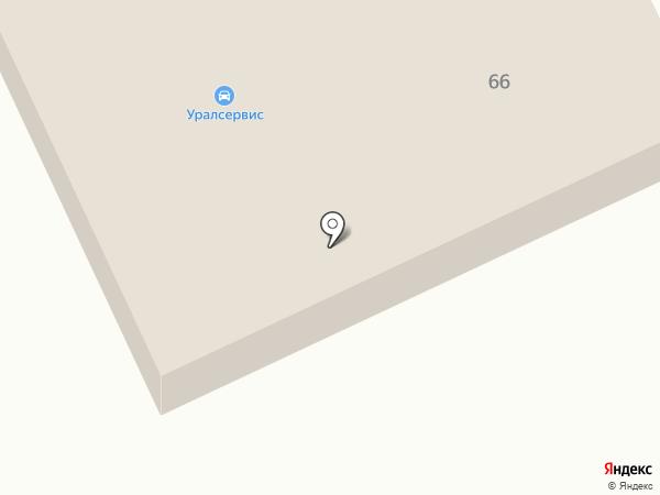 Промбизнес на карте Смоленска