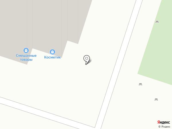 Авиценна на карте Смоленска