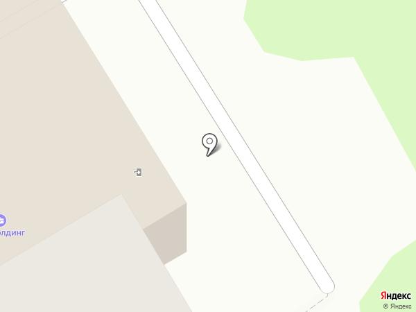 Parus на карте Смоленска