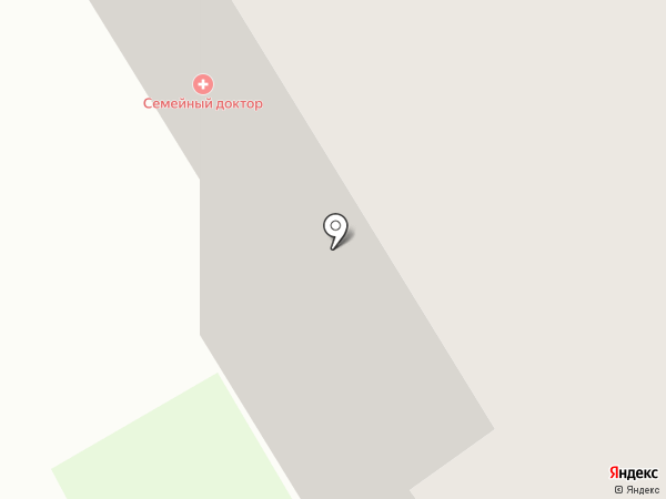 Фан на карте Смоленска