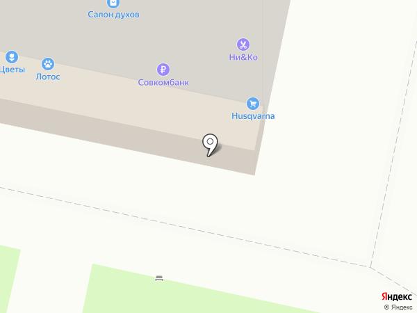 НИ&КО на карте Смоленска