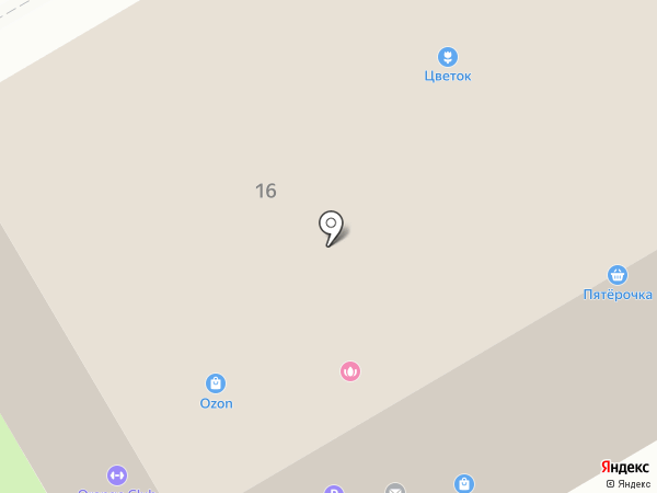 Пиво Варница СМК на карте Смоленска