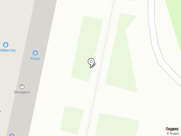 НИКА на карте Смоленска