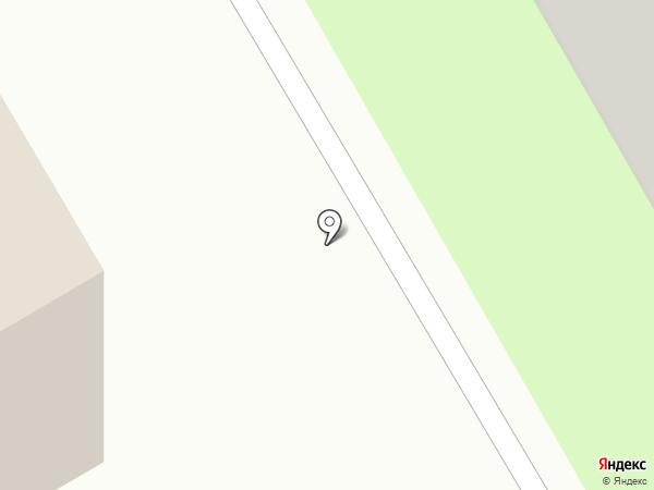 Бристоль на карте Смоленска