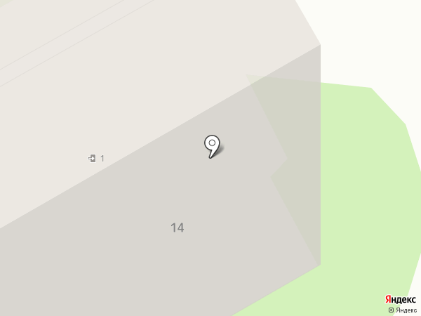 Многопрофильный центр юридических услуг на карте Смоленска