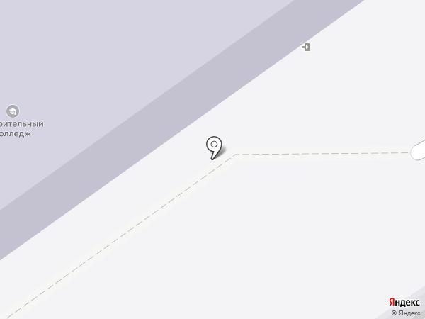 Смоленский монтажный техникум на карте Смоленска