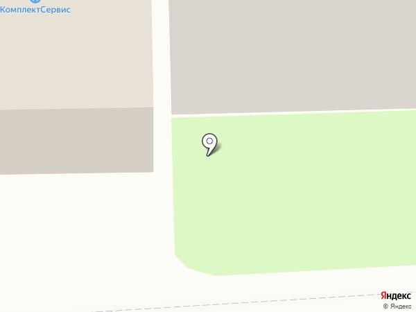 Глобус на карте Смоленска