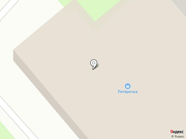 Expert Mobile на карте Смоленска